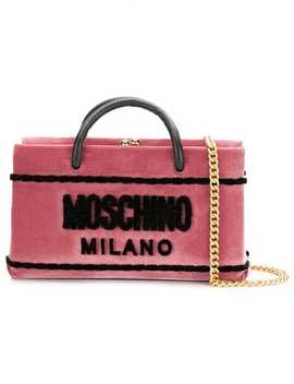 Moschinobox Clutch Baghome Women Moschino Bags Mini Bags by Moschino