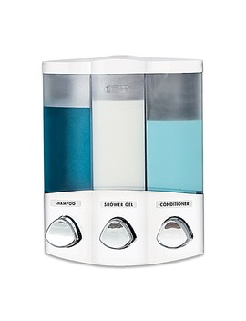 Clear Choice Shower Dispenser by Bed Bath And Beyond