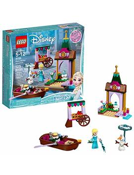 Lego Disney Princess Elsa's Market Adventure 41155 Building Kit (125 Piece) by Lego