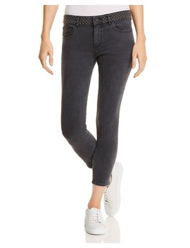 Florence Instasculpt Crop Skinny Jeans In Highland   100 Percents Exclusive by Dl1961