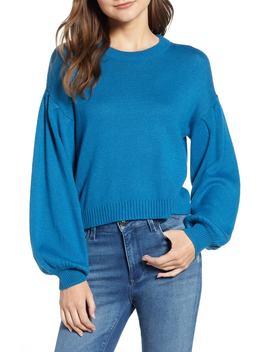Blouson Sleeve Sweater by Bp.