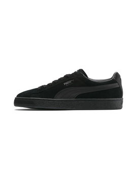 Suede Classic Satin Women's Trainers by Puma