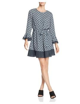 Karma Medallion Print Dress   100 Percents Exclusive by Le Gali
