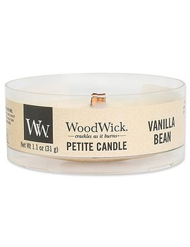 Wood Wick® Petite Candle In Vanilla Bean by Bed Bath And Beyond