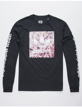 Adidas Cherry Blossom Blackbird Mens T Shirt by Adidas