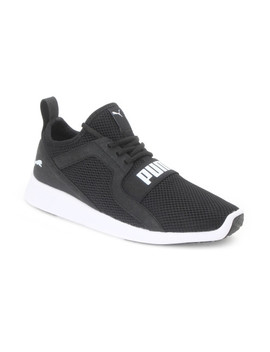 Puma Men Black Running Shoes Abiko Idp by Puma