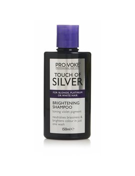 Pro Voke Touch Of Silver Brightening Shampoo      150ml by Wilko