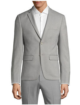 Slim Fit Stretch Suit Jacket by 1670