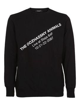 Undercover Contrast Print Sweatshirt by Undercover Jun Takahashi