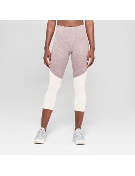 "Women's Studio High Waisted Capri Leggings 20""   C9 Champion® by Shop All C9 Champion®"