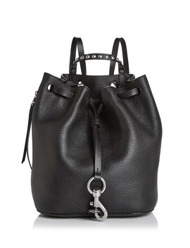Blythe Leather Backpack by Rebecca Minkoff