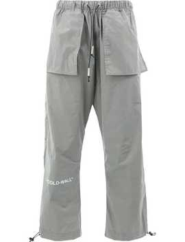 A Cold Wall*Loose Track Trousers Home Men A Cold Wall*Clothing Sweatpants by A Cold Wall*