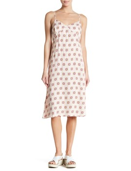 Nala Print Slip Dress by Ymi Outerwear
