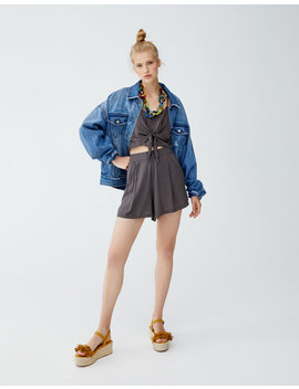 Short Ample Pinces by Pull & Bear