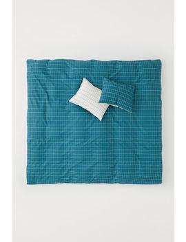 Хлопковое постельное белье by H&M
