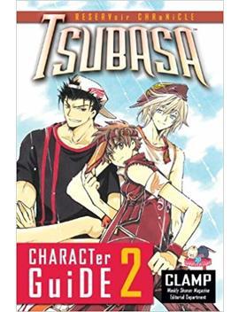 Tsubasa Character Guide, Volume 2 by Amazon