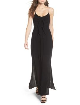 Double Tie Front Maxi by Wayf