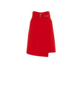 A Line Wrap Mini Skirt by Sd024 Sc076 Sc062 Sd023 Dd223 Dd223
