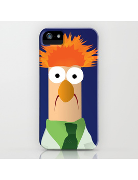 Beaker   Muppets Collection I Phone Case by