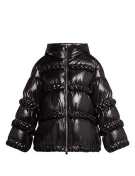 Ametrine Padded Jacket by 6 Moncler Noir Kei Ninomiya