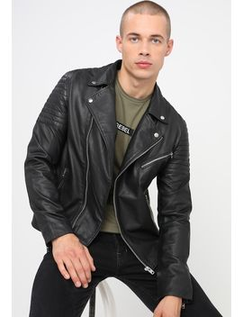Jcotulsa Jacket   Lederjacke by Jack & Jones
