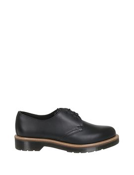 Dr. Martens Smooth Derby Shoes by Dr. Martens