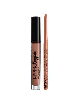 "Lip Lingerie Lippie Duo   Lace Detail &Amp; Nude              <Span Class=""Product.Sample.Minicart.Class.Variationdetails""></Span> by Nyx Cosmetics"