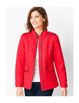 Quilted Jacket by Talbots