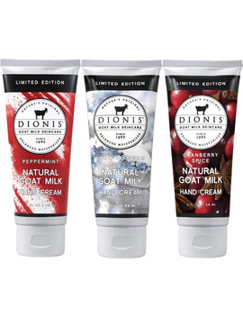 Seasonal Hand Cream Gift Set by Dionis