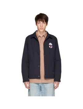 Navy Saul Jacket by A.P.C.