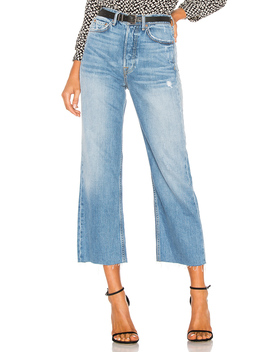Bobbi Cropped Jean by Grlfrnd
