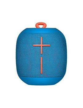 Ultimate Ears 984 000852 Wonderboom Bluetooth Speaker Waterproof With Double Up Connection   Subzero Blue by Ultimate Ears