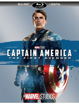 Ay] [2011] by Captain America: The First Avenger [Includes Digital Copy] [Bl