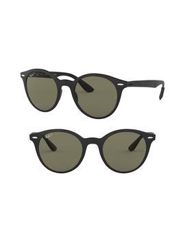 Phantos 50mm Polarized Sunglasses by Ray Ban