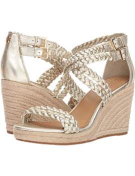 Bailey 2 90mm Ankle Strap Wedge Espadrille by Tory Burch
