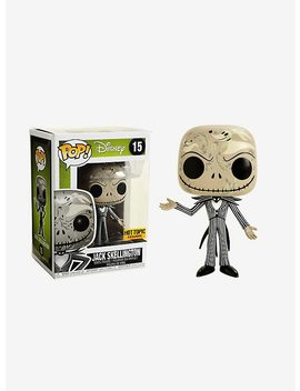 Funko The Nightmare Before Christmas Pop! Jack Skellington Zero Print Vinyl Figure Hot Topic Exclusive by Hot Topic