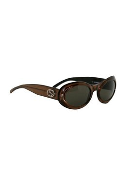 Gucci Lunettes Ovales by Lavieenfauve