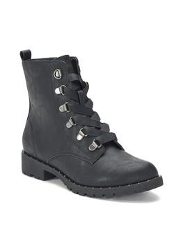 So® Sugarmaple Women's Combat Boots by So