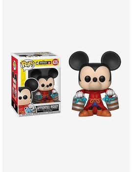 Funko Disney Pop! Apprentice Mickey Mouse Vinyl Figure by Hot Topic