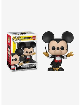 Funko Disney Pop! Conductor Mickey Mouse Vinyl Figure by Hot Topic