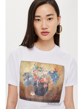Vase Of Flowers T Shirt By Tee & Cake by Topshop