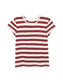 Striped Knit Tee by Treasure & Bond