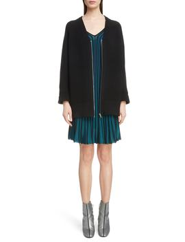 Sport Long Zip Cardigan by Kenzo