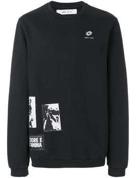 Damir Doma Damir Doma X Lotto Werno Sweatshirthome Men Damir Doma Clothing Sweatshirts by Damir Doma