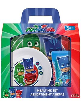 Pj Masks Dinner Set by Pj Masks