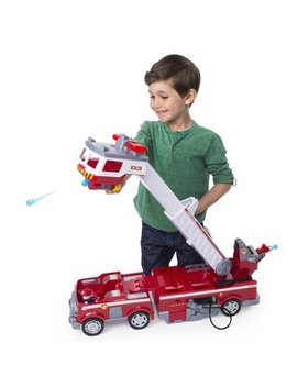 Paw Patrol Ultimate Rescue Fire Truck With Extendable 2 Ft. Tall Ladder, For Ages 3 And Up by Paw Patrol