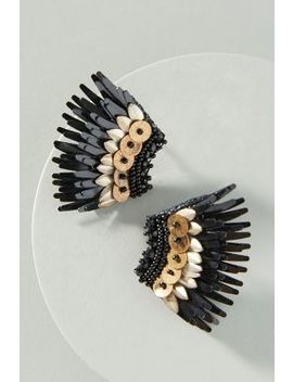 Madeline Post Earrings by Mignonne Gavigan
