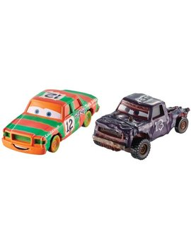 Disney/Pixar Cars 3 High Impact & Jimbo Die Cast Vehicle 2 Pack by Cars