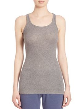 Racerback Tank Top by Atm Anthony Thomas Melillo