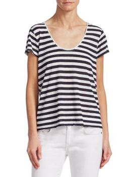 Laila Striped Tee by Rag & Bone